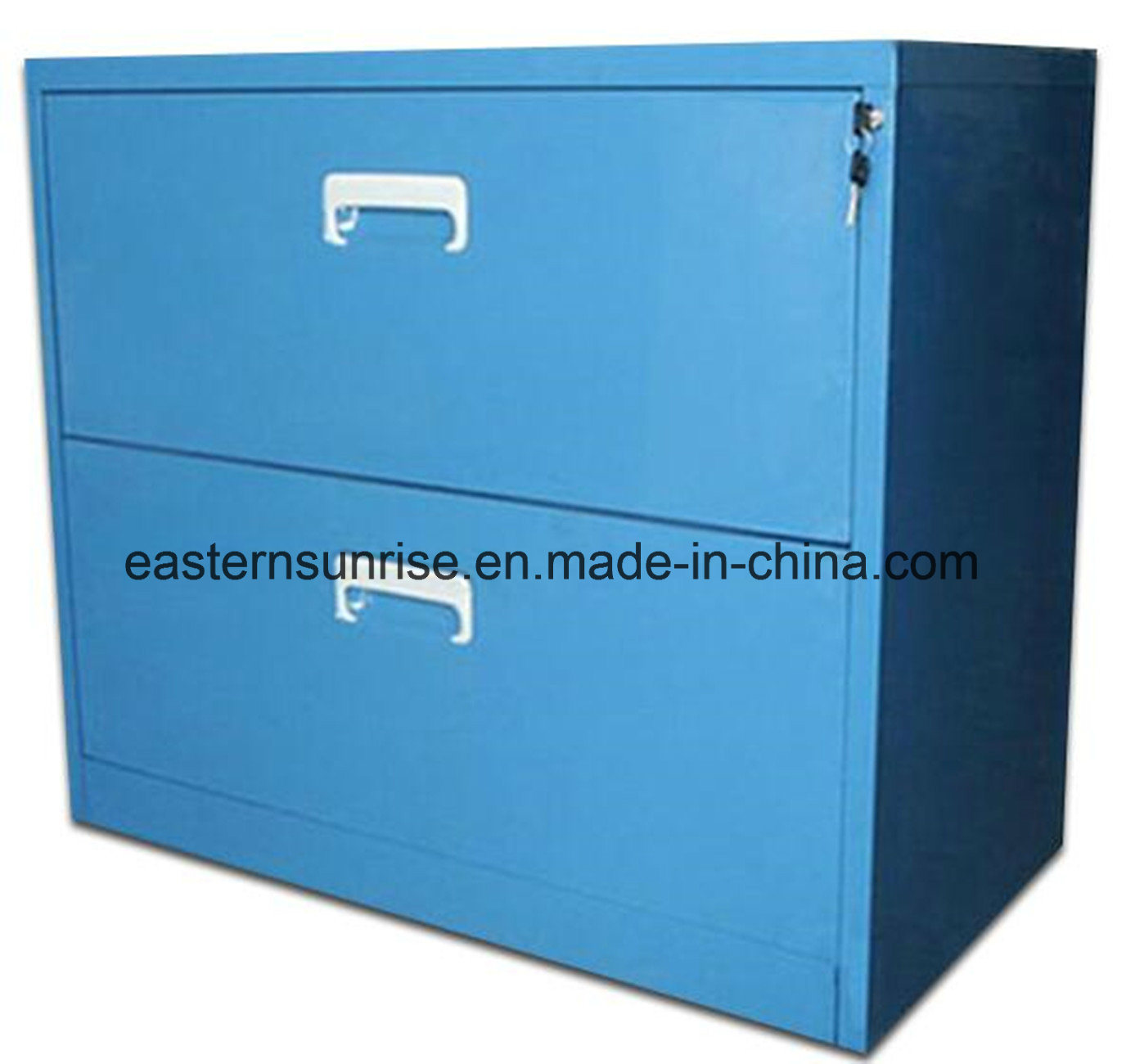 Good Quality Low Price 2 Drawer Metal Office Filing Cabinet