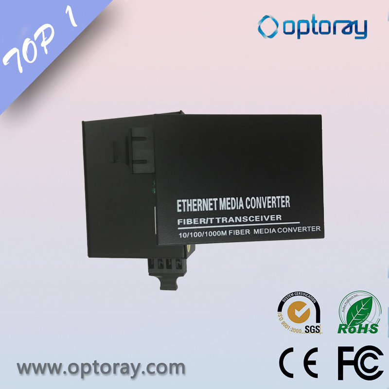 10/100m Fiber Media Converter with LFP Function