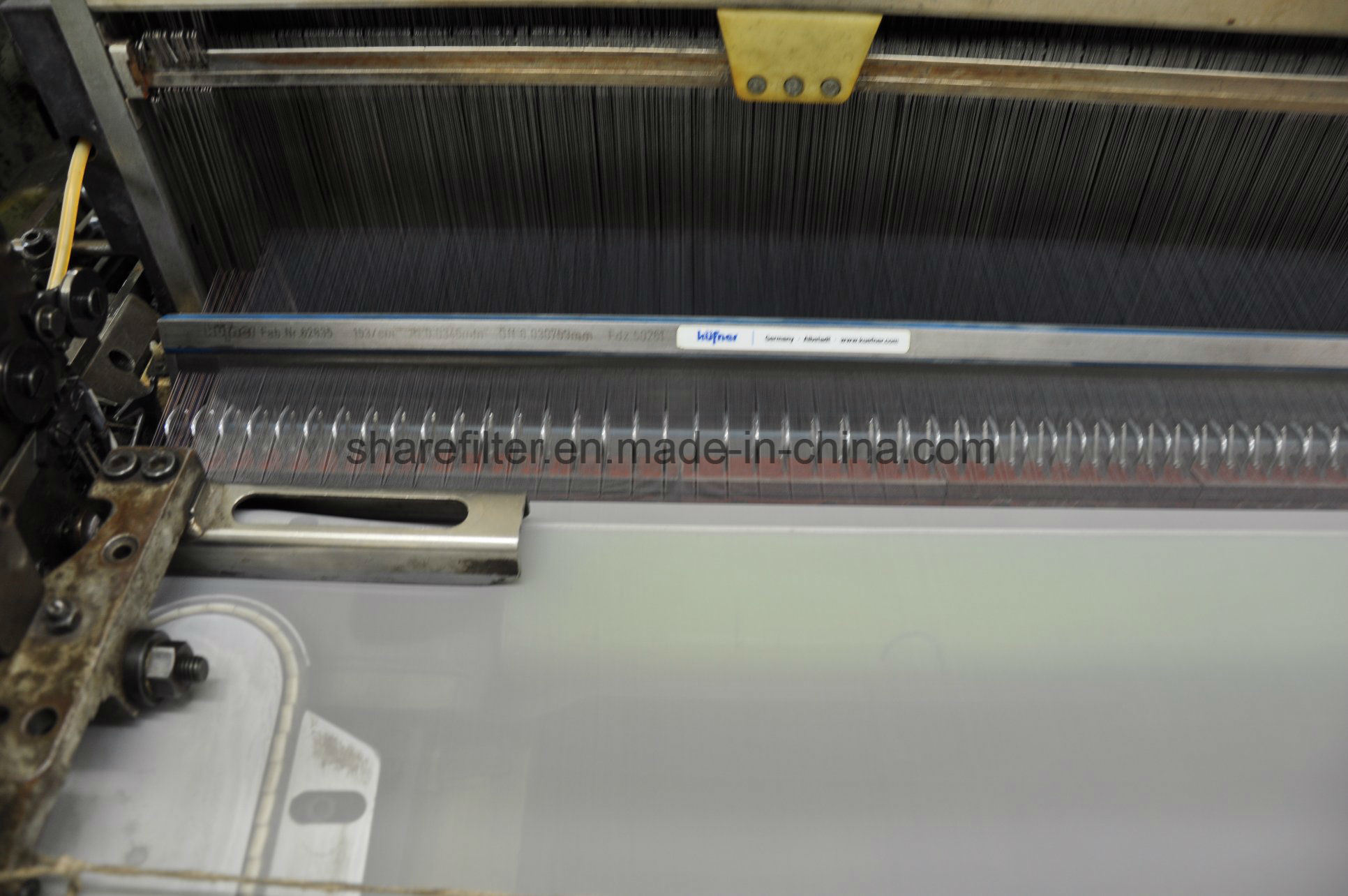 Dpp130t-34y Yellow Monofilament Polyester Printing Mesh