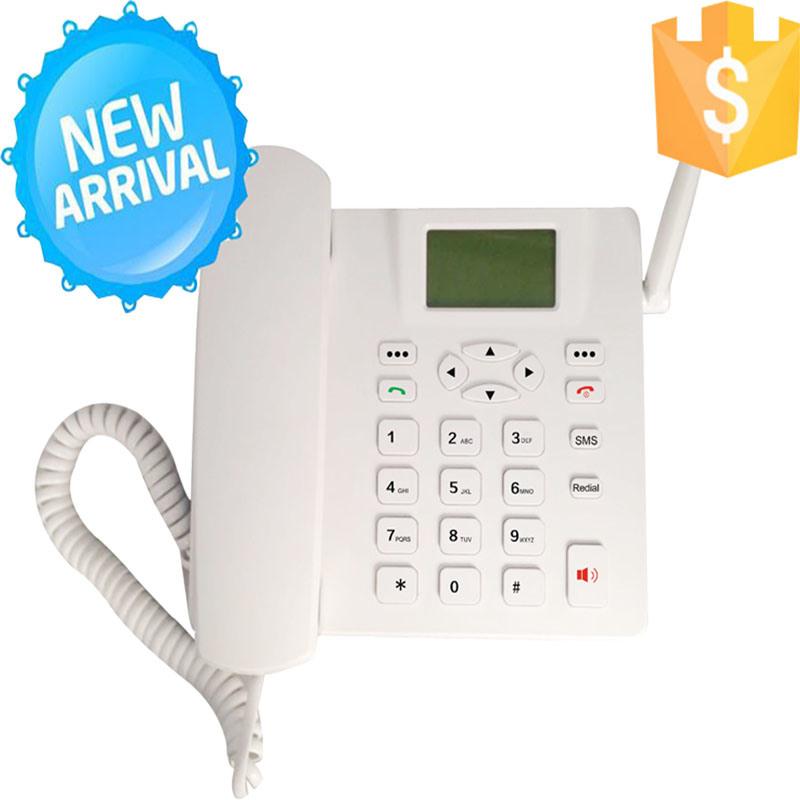 Dual SIM GSM Desktop Phone (KT1000 (181))