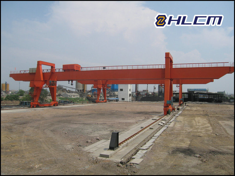 General Gantry Crane with SGS (HLCM-4)