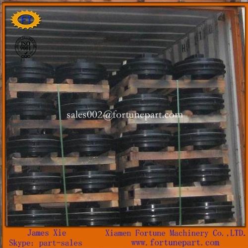 Caterpillar Komatsu Excavator Bulldozer Undercarriage Front Idler Spare Parts