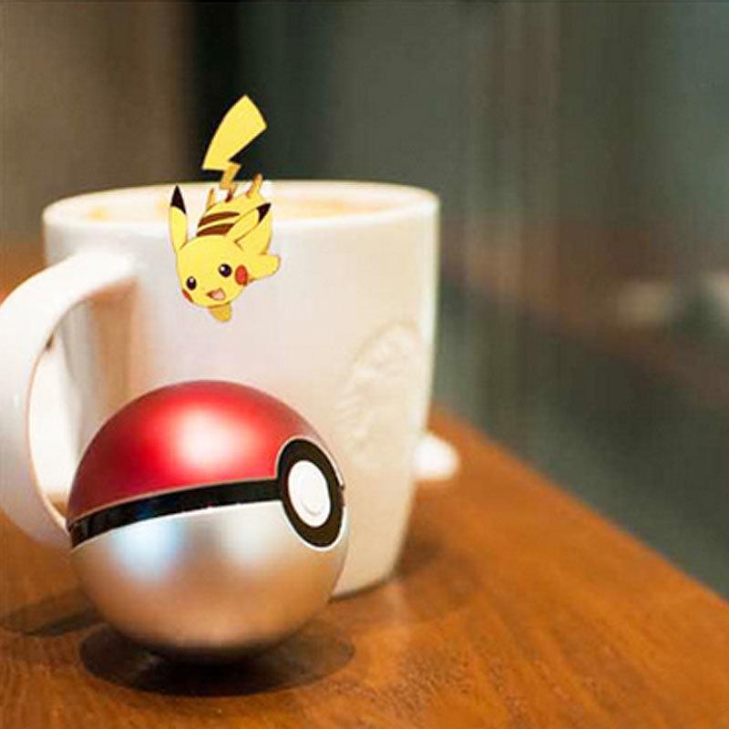 Pokemon Go Hand Warmer Power Bank with 6000 mAh Capacity
