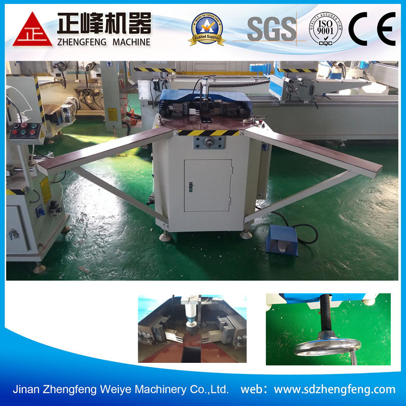 Aluminum Window Door Corner Crimping/Combining Machinery