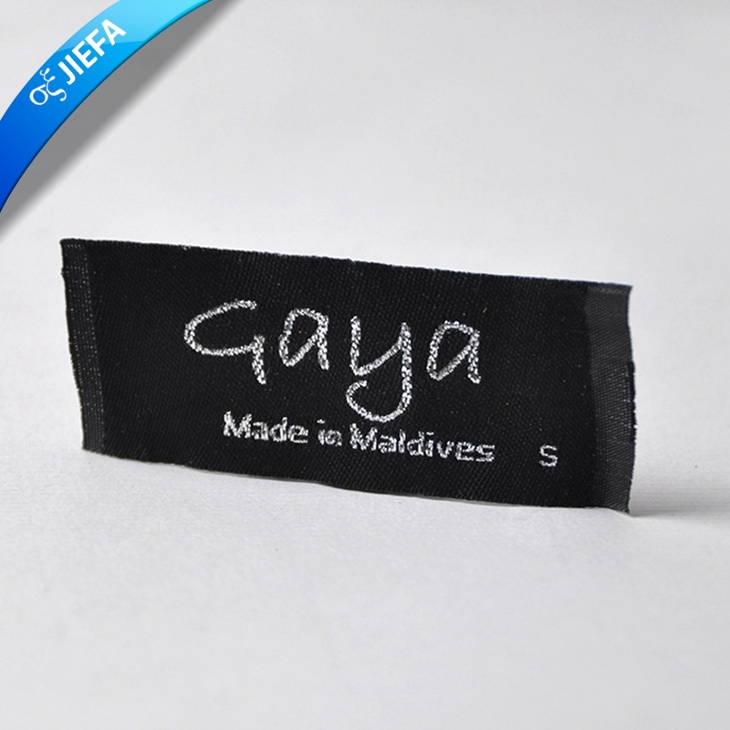 Custom Fashion Clothing Labels with Free Sample