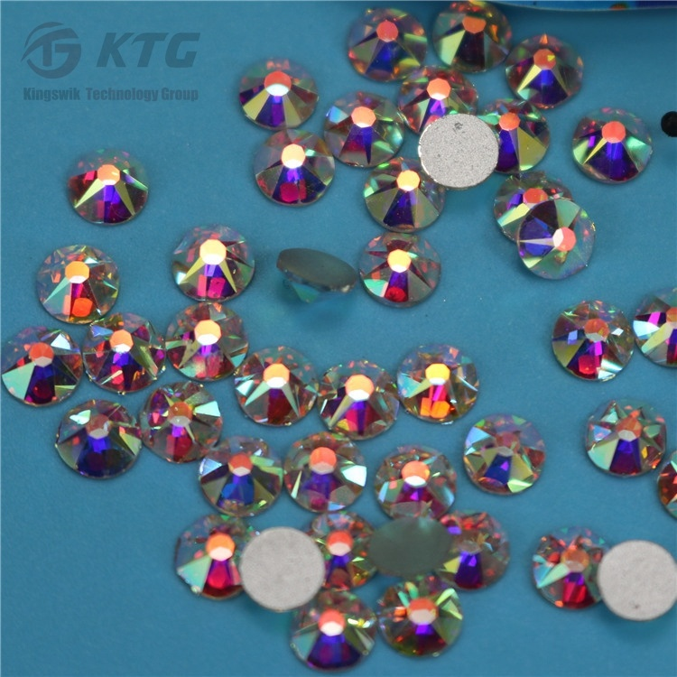 Factory New 16 Cut 2088 Cut Top Quality Crystal Non Hot Fix Rhinestones for DIY Nail Art Decoration
