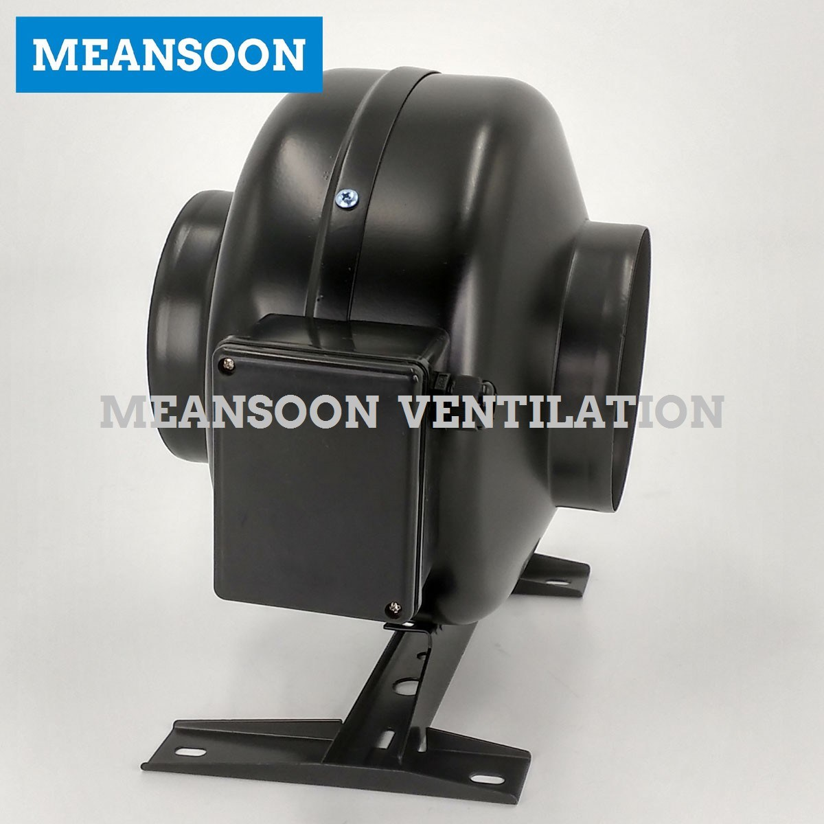 Circular Inline Duct Fan 125 for Exhaust Cooling Ventilating