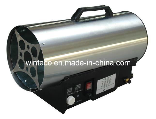 Gas/Lpg Space Heater Stainless Steel Case 50KW