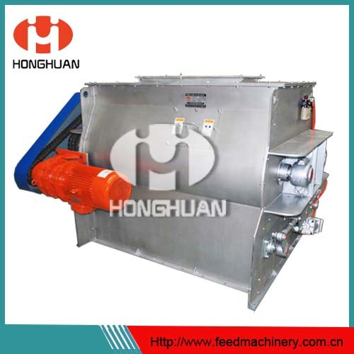 Stainless Steel Feed Blender