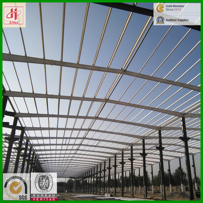 Steel Structure Factory Building Made in China (EHSS065)