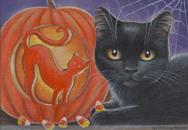 Halloween Decoration Painting Customized, Halloween Gifts Customized