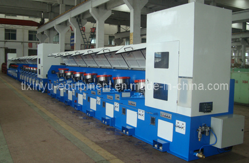 Straight-Line Wire Drawing Machine (LZ/300-1200 Series)