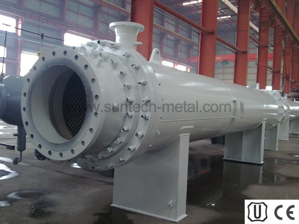 316L Heat Exchanger - Pressure Vessel (P006)