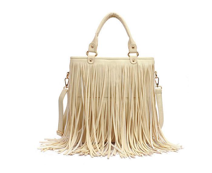 2017 Hot Selling Spainish Women Bags Tassel Designer Handbags