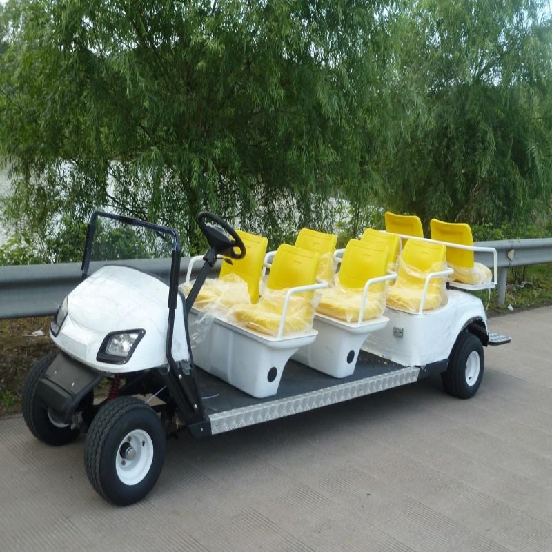 Factory 8 Seat Electrical Food Car (JD-GE503B)