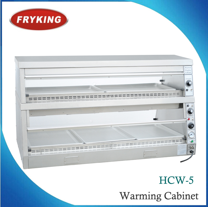 Catering Equipment Kfc Same Style Food Warming Cabinet with Humidifying