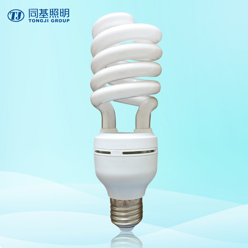 Energy Saving Lamp 24W Half Spiral Halogen/Mixed/Tri-Color 2700k-7500k E27/B22 220-240V