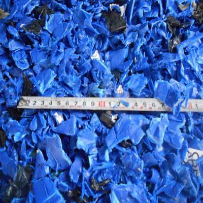 Double Shaft Plastic Shredder Chipper Crusher