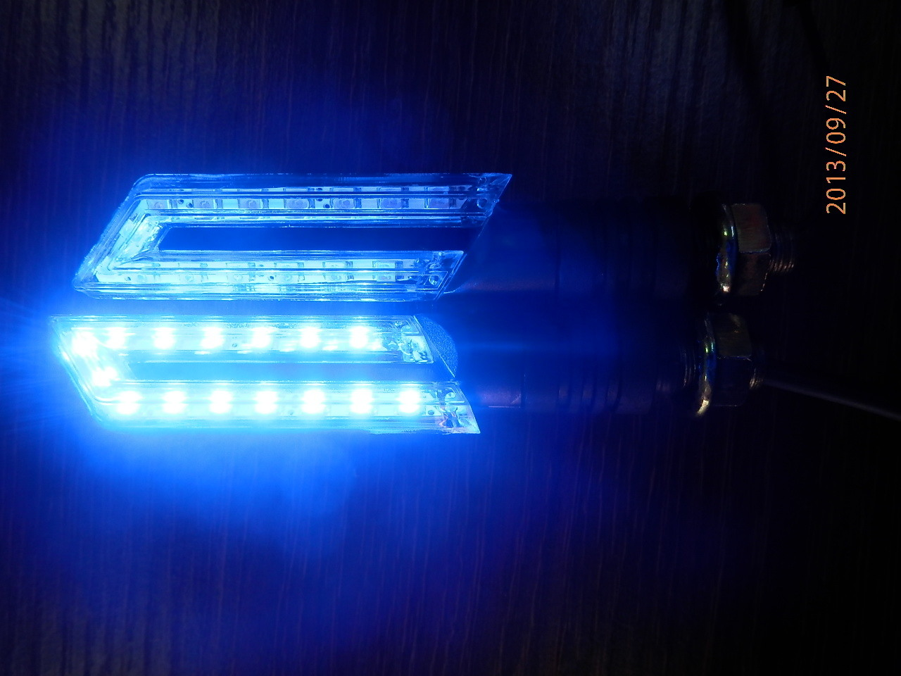 Motorcycle LED Indicator