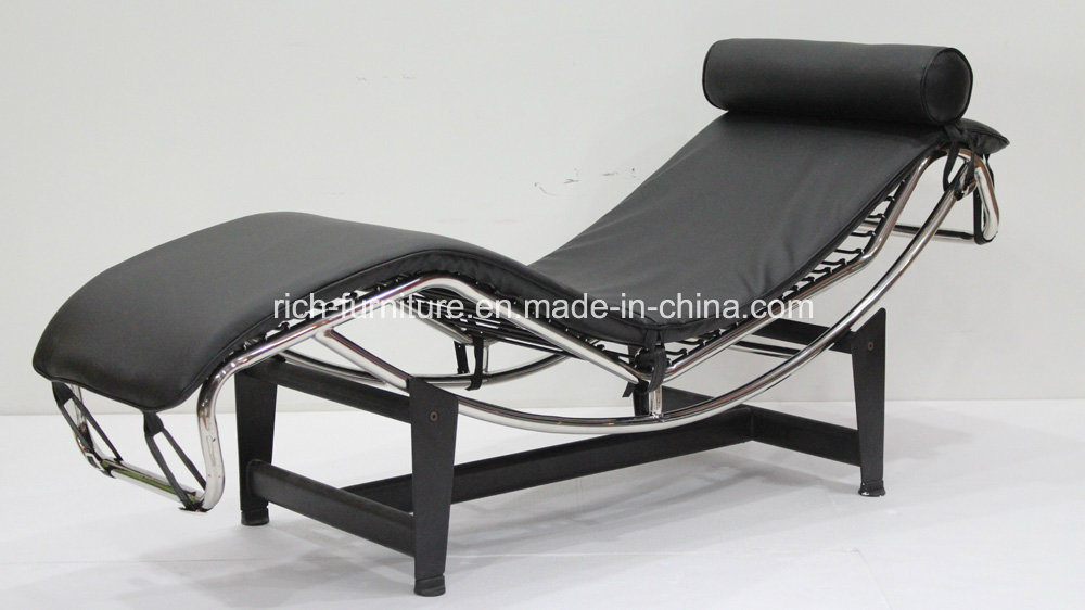 China Relaxing Recliner LC4 Leather Lounge Chair
