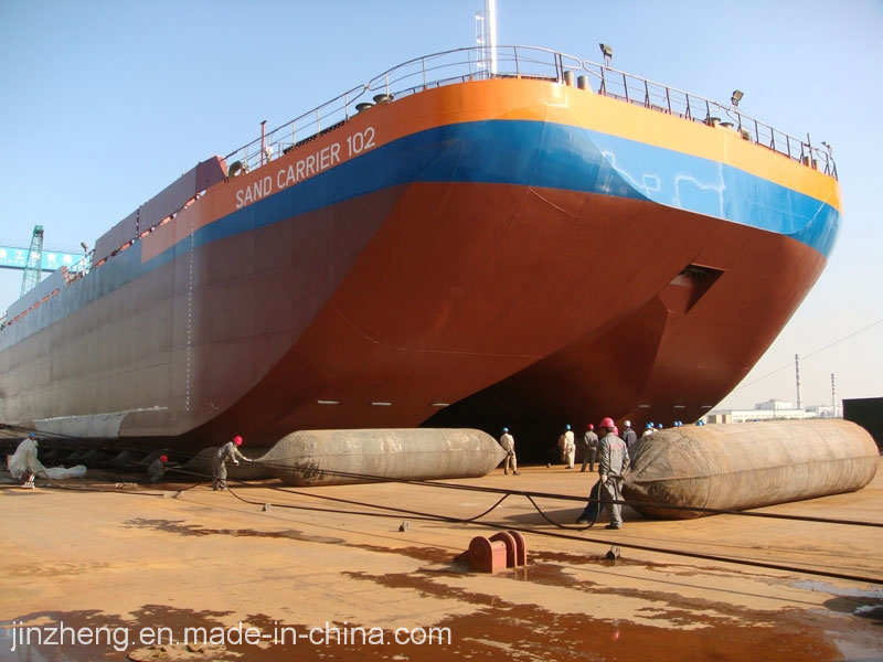 Marine Rubber Airbag for Ship Launching and Landing