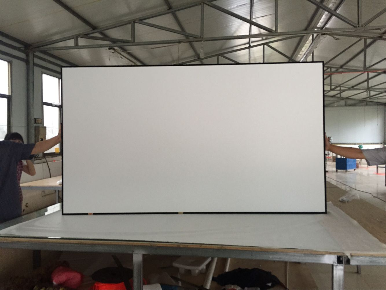Projection Screens Fixed Frame Projector Screen