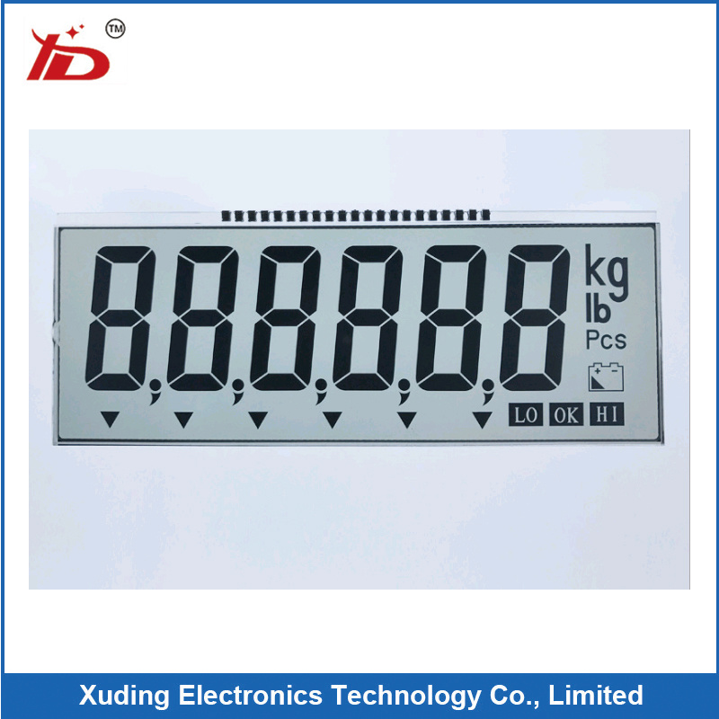 LCD Display Screen for Electronic Balance