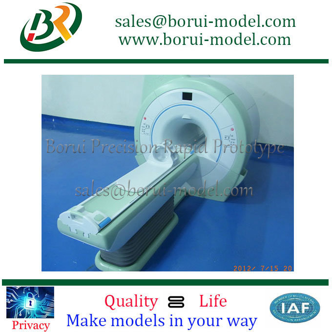 Custom Made Rapid Prototyping Plastic Cover for Medical Equipments