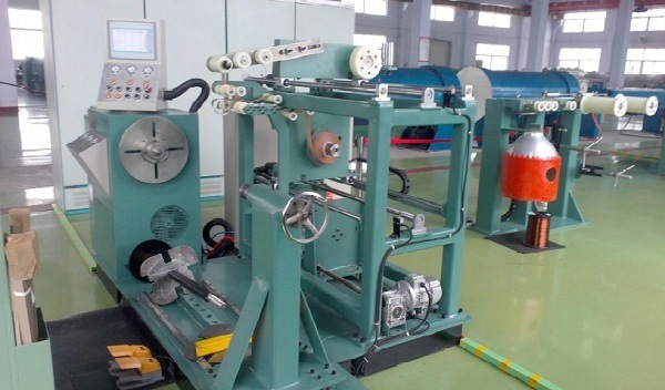 Transformer Hv Coil Winding Machine