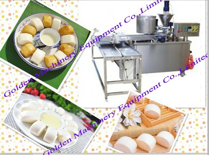 Automatic Stuffing Steamed Bun Bread Making Machine (WSHS)