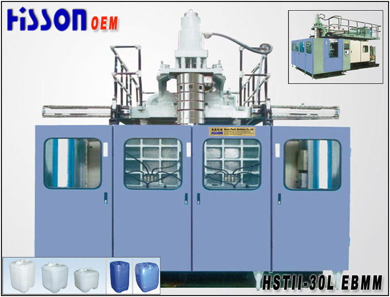 30L Extrusion Blow Molding Machine Hstii-30L