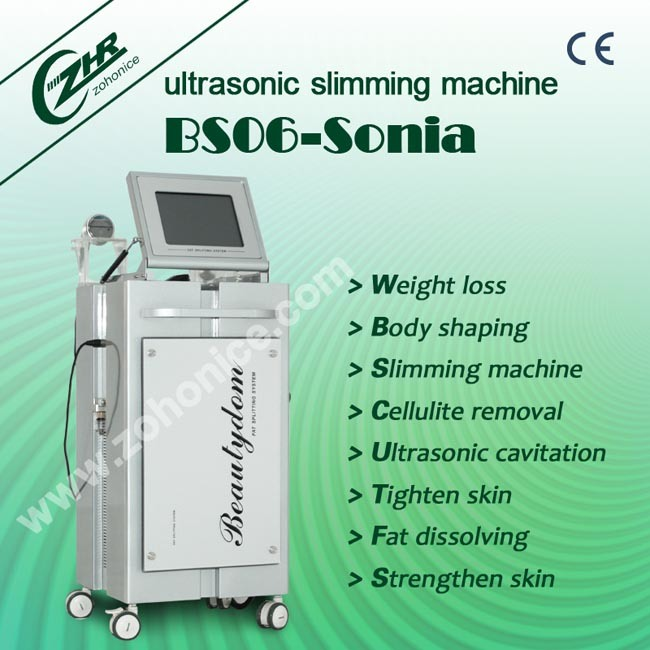Bs06 Cryolipoly&Cavitation Body Slimming Beauty Machine