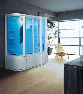 Steam Showers and Whirlpool Spas For Sale