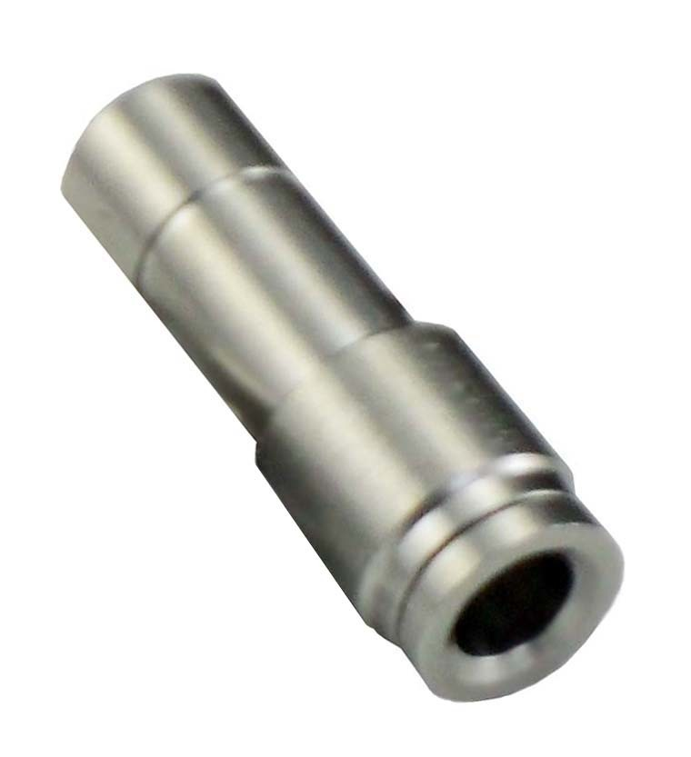 China stc stainless steel tube reducer push in fitting