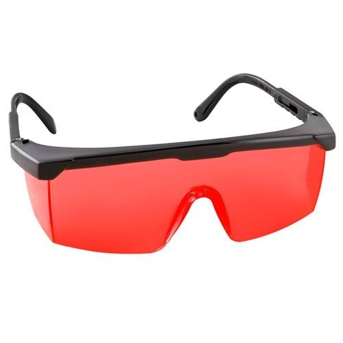 Red Lens Welding Purpose Safety Glasses