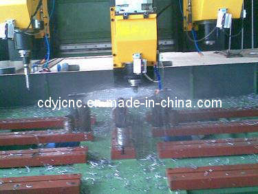 Automatic CNC Machine Line for Angles