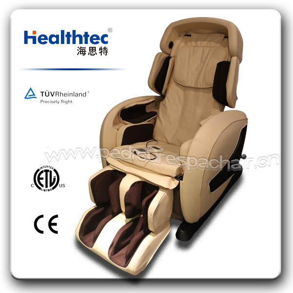 Duluxe Zero Gravity Massage Chair Home/Office Used (WM001-S)