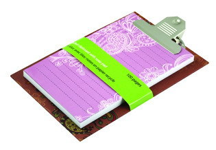Glue Bind Notebook (126)
