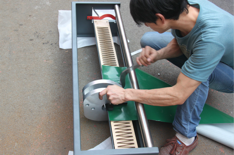 $2300USD Holo Portable Punching Machine for Conveyor Belt