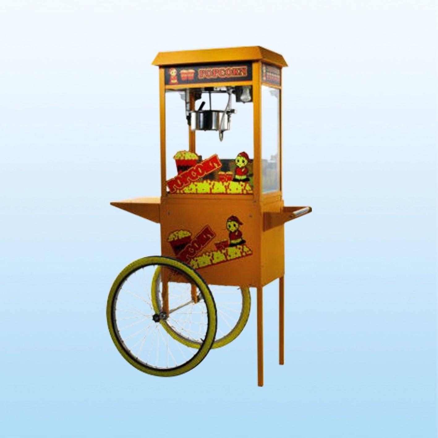 manufacturing popcorn machine parts