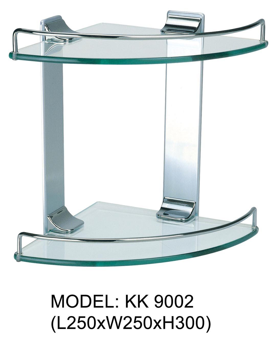 Designer Shower Shelves Glass Shower Shelves