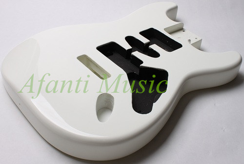Strat High Gloss Finish Guitar Body of Afanti Music (ASTB200)