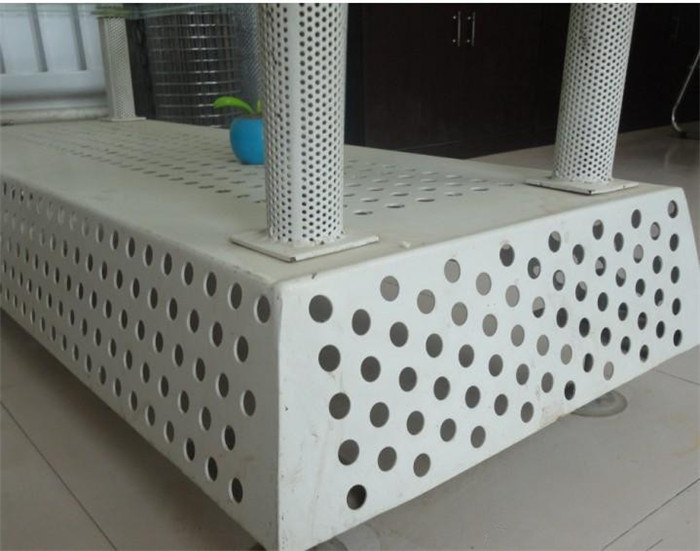Round Hole Perforated Metal for Architectural
