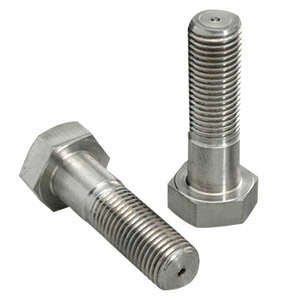 Hex Bolt Stainless Steel 304 316