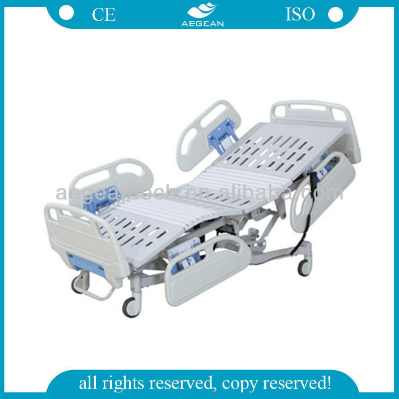 AG-By007 Comfortable Motorized Patient Bed