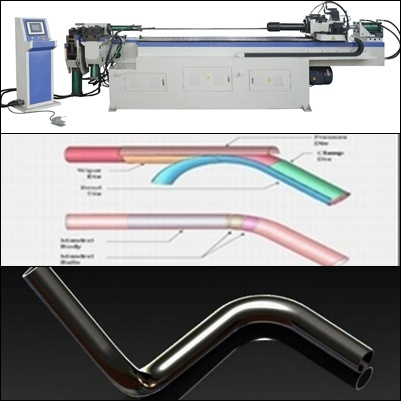 Big Pipe Bending Machine (168CNC)