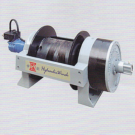 Hydraulic Drive Winch (YJP150)