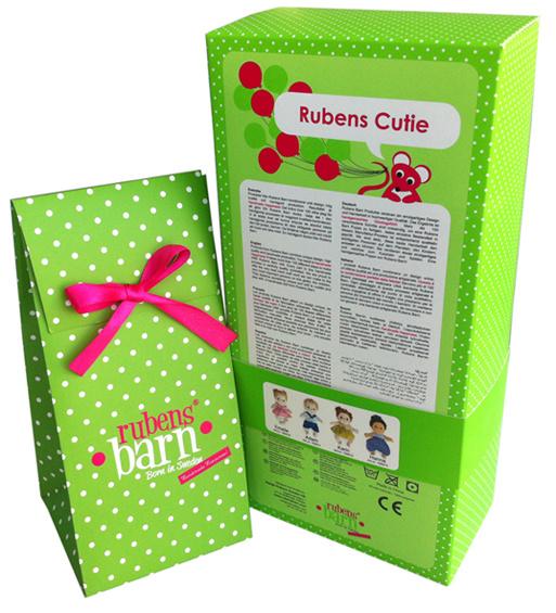 Cute Gift Box&Gift Bag Set