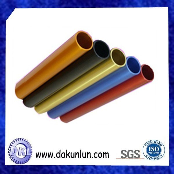 Custom Steel/Aluminum/Brass Threaded Tube /Pipe with Good Price