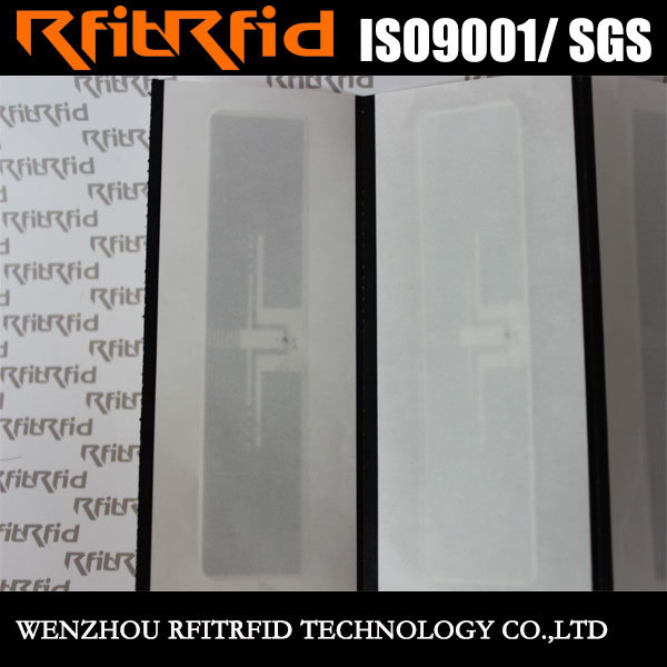 Custom Design Long Range Alien H3/H4 Adhesive RFID Sticker Tag for Asset Management